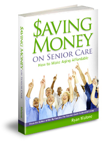 saving money on senior care
