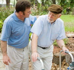 Elder Care Issues: How to Reduce Caregiver Anxiety Symptoms