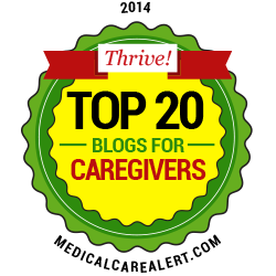 Top 20 Blogs for Caregivers